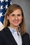 USPTO Official Portrait of Jennifer McDowell a Michael A. Cleveland Portrait 10-6-2014